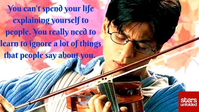 SRK Inspirational Quote 19