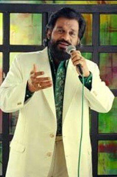 K.J. Yesudas singer