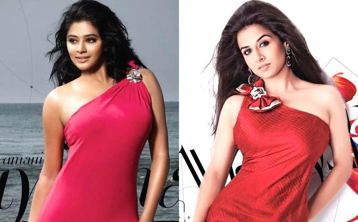 Priyamani and Vidya Balan
