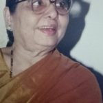 Anil Thatte Mother