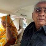 Manvendra Singh's Parents