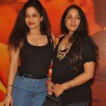 Neena Gupta with her daughter