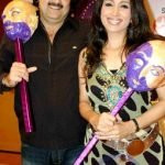 Rasik Dave with his wife Ketki Dave