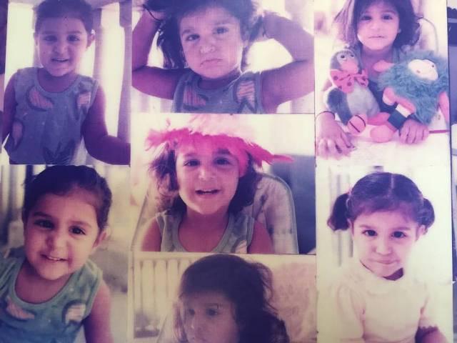 Tanuj Virwani's childhood pictures