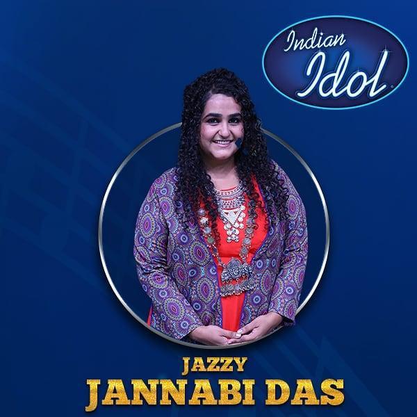 Jannabi Das in Indian Idol 11