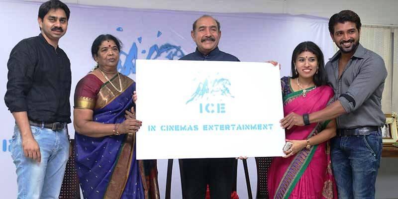 Arun Vijay Launching His Production Company