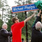 Michael Phelps Street