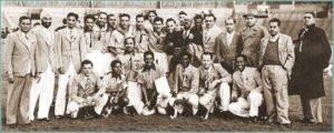 Kishan Lal's Indian Hockey Team of 1948 Olympics