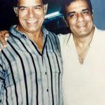 Dara Singh with his brother Sardara Singh Randhawa