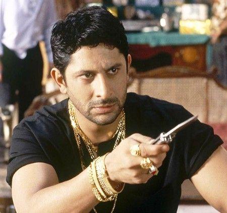 Arshad Warsi As Circuit In Munna Bhai M.B.B.S.