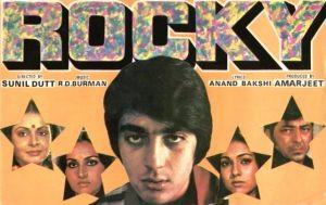 Sanjay Dutt Debut Film (Lead Actor) Rocky