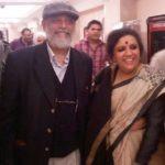Swara Bhaskar's parents