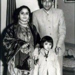 Shehnaz Lalarukh Khan Parents