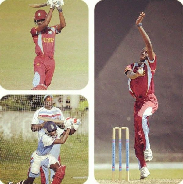Jofra Archer Playing For West Indies