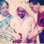 Chandro Tomar receiving Shram Shakti Award