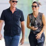 Sandra Bullock and Michael McDonald