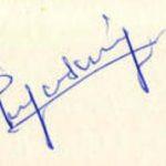 Sanath Jayasuriya Signature