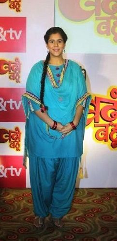 Rytasha Rathore at the launch event of Bado Bahu