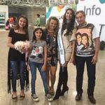 Carolina Moura's Family