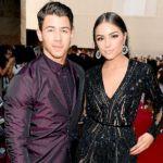 Nick Jonas with Olivia Culpo