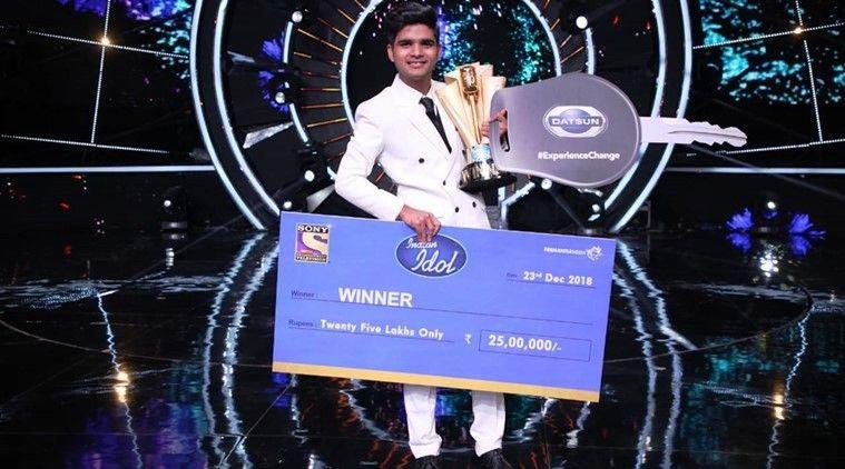 Salman Ali - Winner of Indian Idol 10