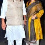 Ashwami Manjrekar Father and Step-Mother