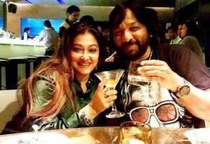 Roop Kumar Rathod Drinking Alcohol
