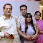 Sohail Khan's Parents