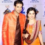 Sid Makkar with Ankita Sharma