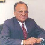 Savitri Jindal's husband O.P. Jindal
