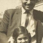 Alka Yagnik With her Father