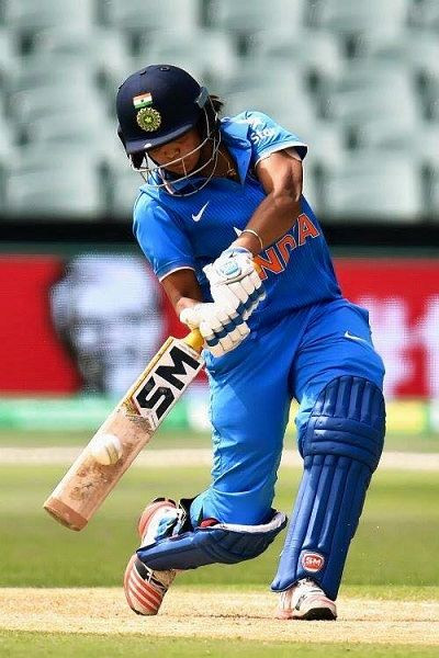 Veda Krishnamurthy batting