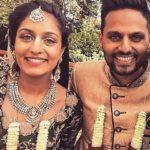 Roshni Devlukia And Jay Shetty's Marriage Photo