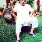 Shehzad Shaikh's father Sharif Husain Shaikh
