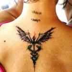 RJ Vaishnavi's Tattoo