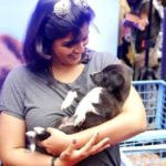 Varalaxmi Sarathkumar loves dogs