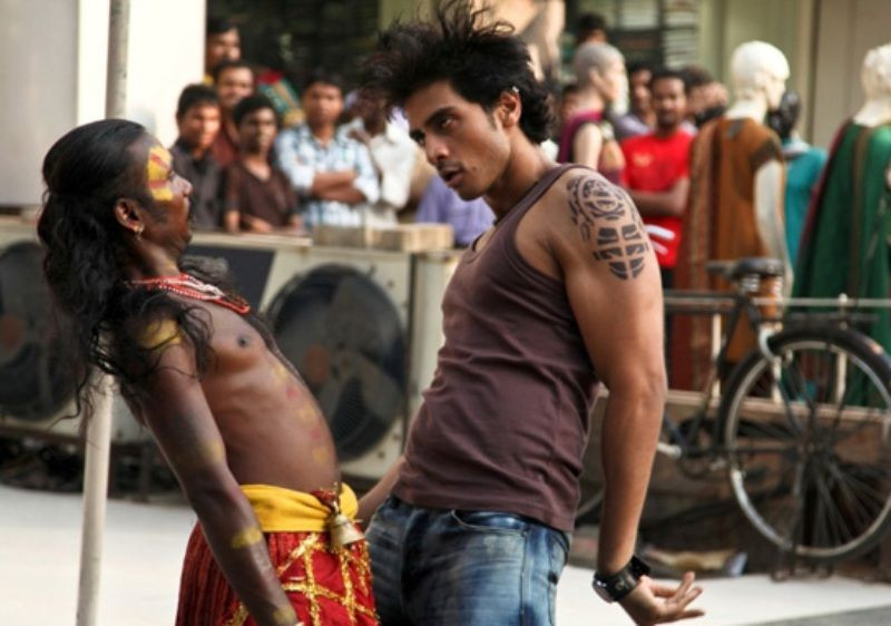 Shiv Pandit In The Movie Shaitaan