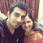 Ankit Siwach mother