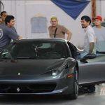 Manny Pacquiao Ferrari 458