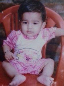 Ajit Singh- Childhood Picture