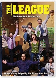 """""""The League"""" starring Mark Duplass and his wife, Katie Aselton"""