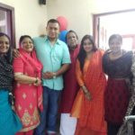 Shamna Kasim With Her Siblings And Parents