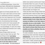 Zaira Wasim first deleted apology post