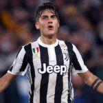Dybala playing for Juventus