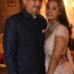 Nirav Modi Brother Nishal Modi With His Wife