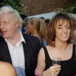 Boris Johnson with Petronella Wyatt