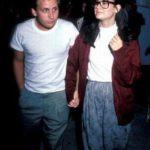 Demi Moore with Emilio Estevez