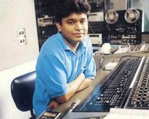 A. R. Rahman Early Career