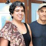 Aamir Khan With His Ex-Wife Reena Dutta