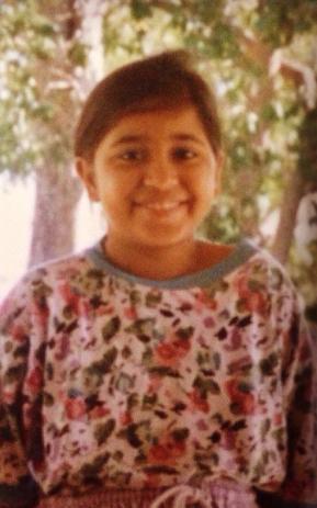 Shweta Tripathi In Her Childhood